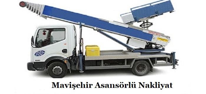 Mavişehir Asansörlü Nakliyat